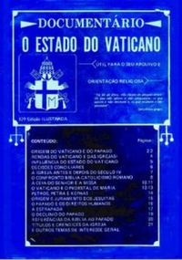 Document�rio; O Estado do Vaticano