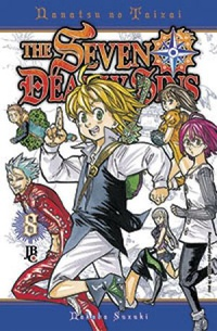 The Seven Deadly Sins #08