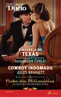 Cinderela do Texas & Cowboy Indomado