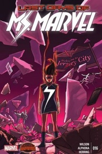 Ms. Marvel #16