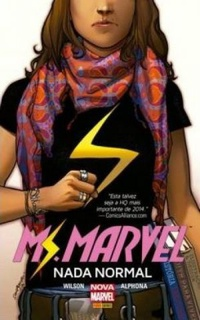 Ms. Marvel: Nada Normal