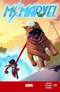 Ms. Marvel #8