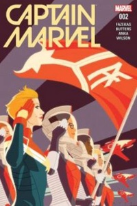 Captain Marvel #02