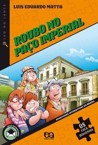 Roubo no Pa�o Imperial